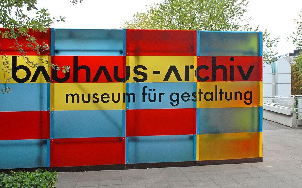 Bauhaus-Archiv Berlijn