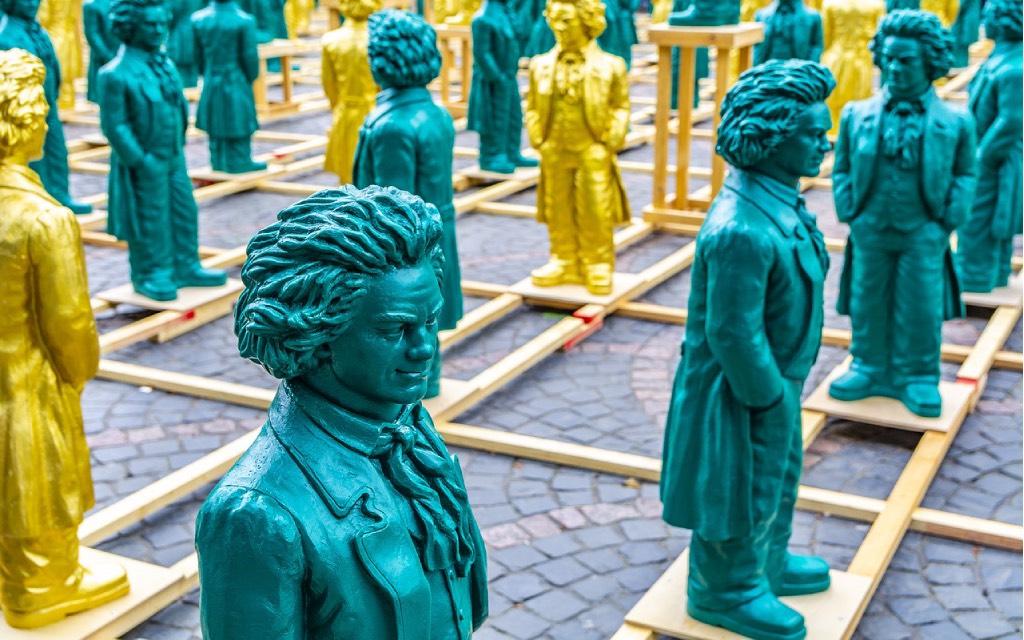Bonn stad van Beethoven en de Museumsmeile