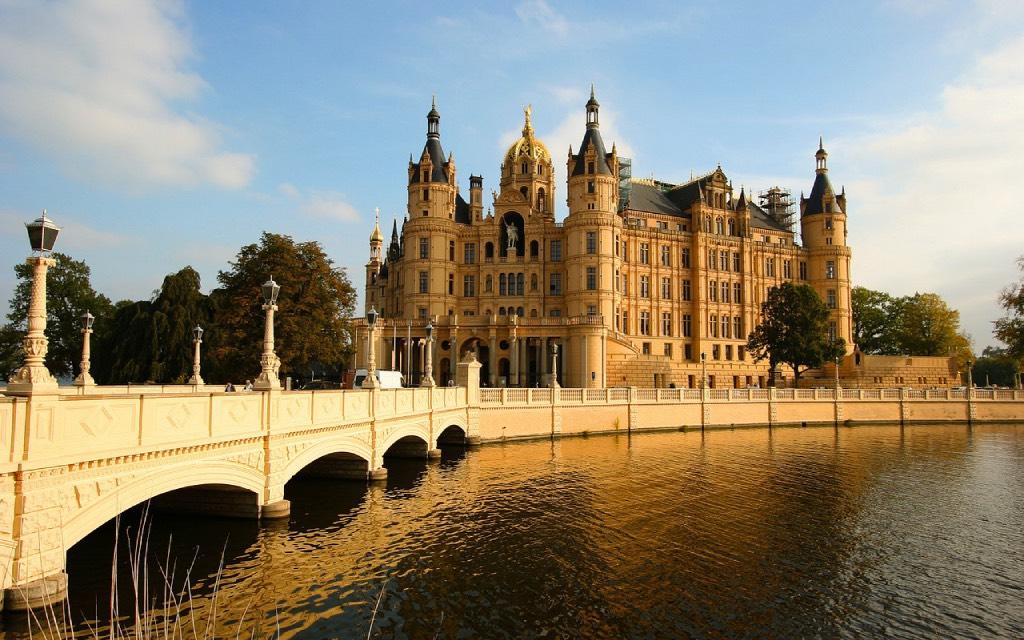 Schwerin musea en tentoonstellingen