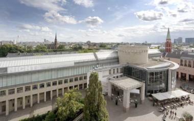 Schirn Kunsthalle in Frankfurt