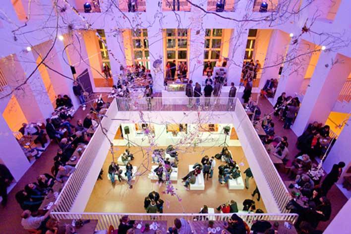 Museum Kunstpalast Steiner Lenzinger-Foyer