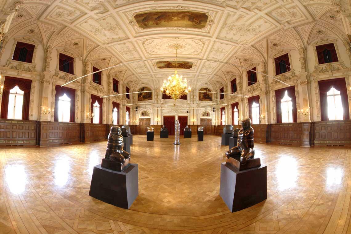 Oldenburg paleis interieur