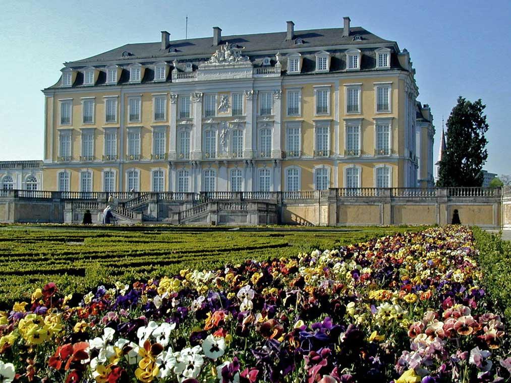 Brühl, Schloss Augustusburg