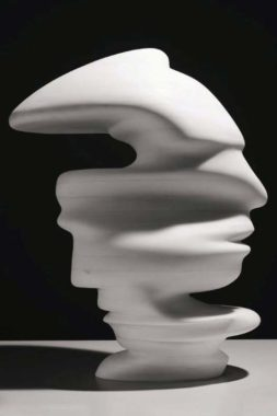 Tony Cragg tentoonstelling Ludwig Museum Koblenz