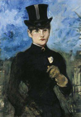 Edouard Manet tentoonstelling Wuppertal de amazone