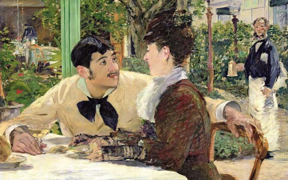 Edouard Manet tentoonstelling Wuppertal