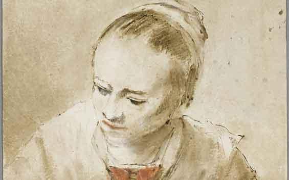 Nederlandse tekeningen en hun restauratie - tentoonstelling Bremen Kunsthalle