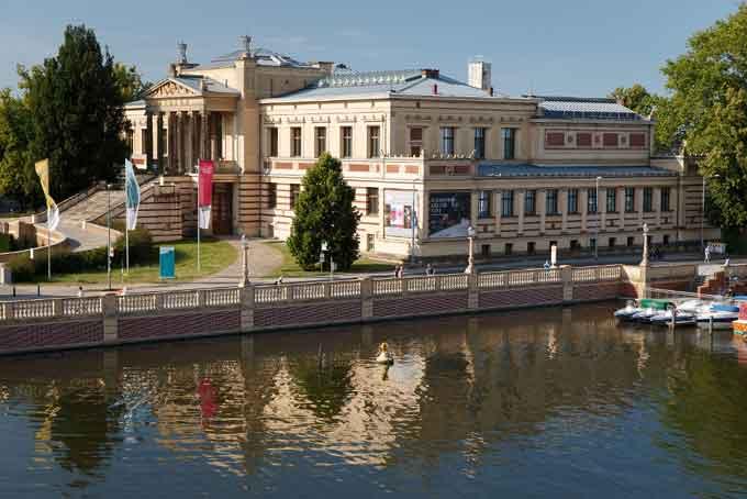 Staatliches Museum Schwerin, Mecklenburg-Vorpommern