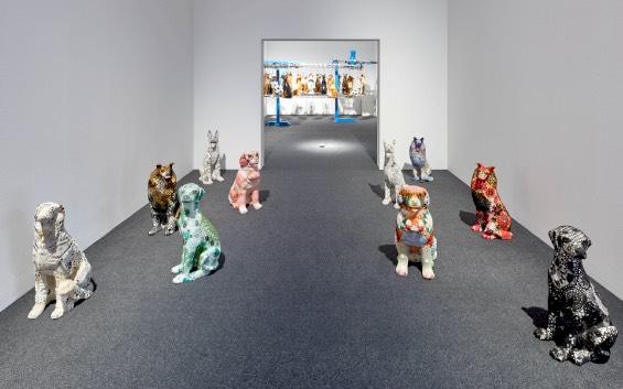 Joana Vasconcelos tentoonstelling Max Ernst Museum Brühl