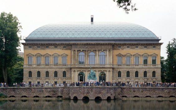 Kunstsammlung Nordrhein-Westfalen, Düsseldorf K21 Ständehaus