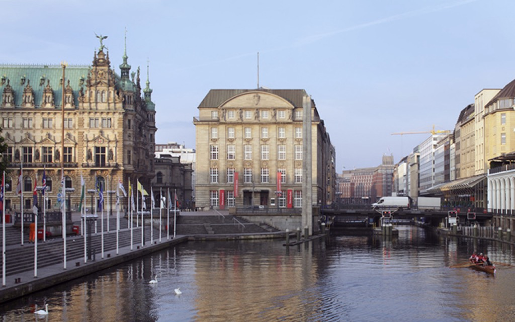 Bucerius Kunst Forum in Hamburg