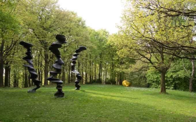 Skulpturenpark Waldfrieden Wuppertal - Tony Cragg