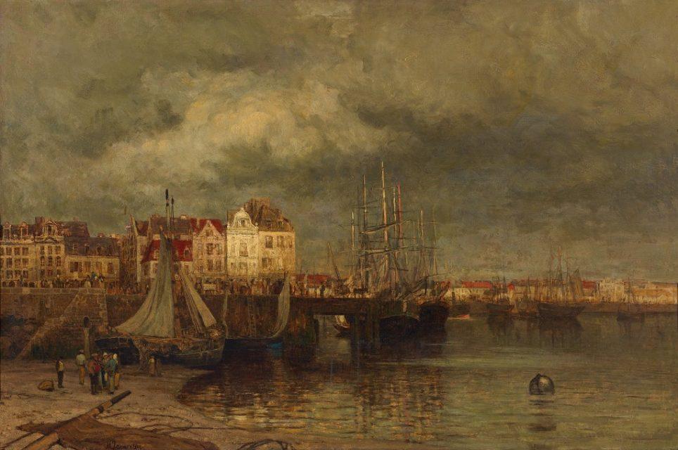 kunstenaressen van de nationalgalerie - Maria von Parmentier