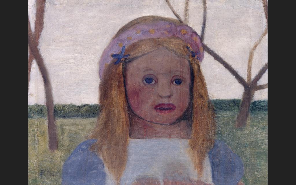 kunstenaressen van de nationalgalerie - Paula Modersohn-Becker