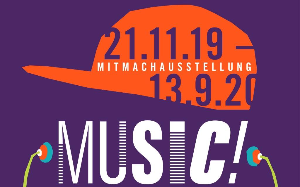 Bonn Musik doe-tentoonstelling - MUZIEK! Horen, maken, voelen