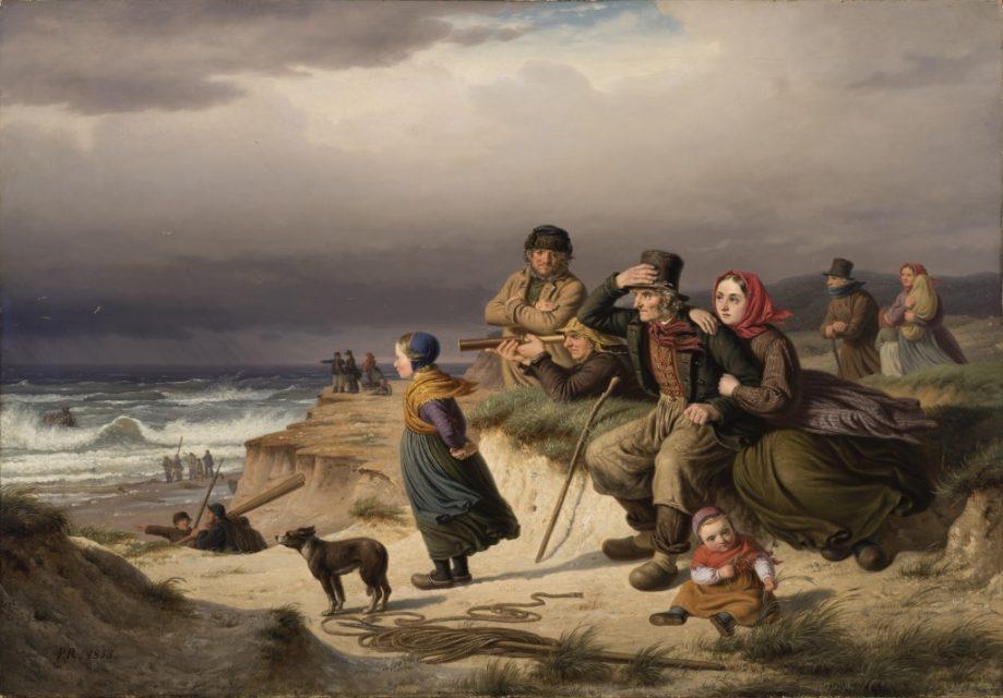 Deense schilderkunst tentoonstelling in Schwerin