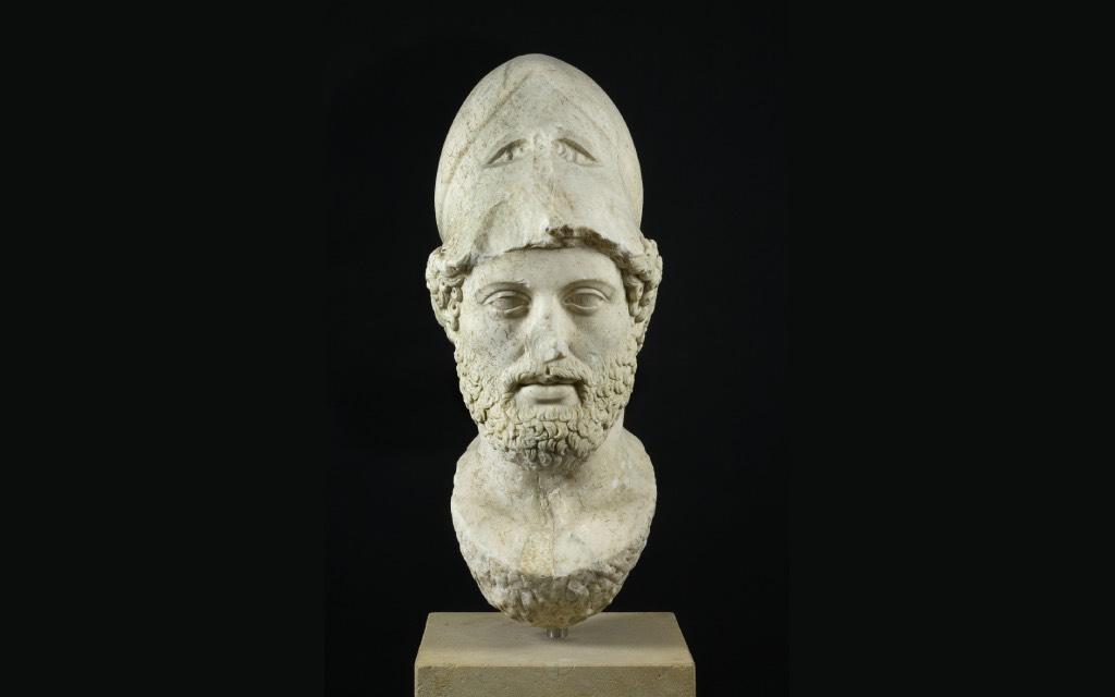 portretkunst in de Griekse Oudheid - Altes Museum Berlijn