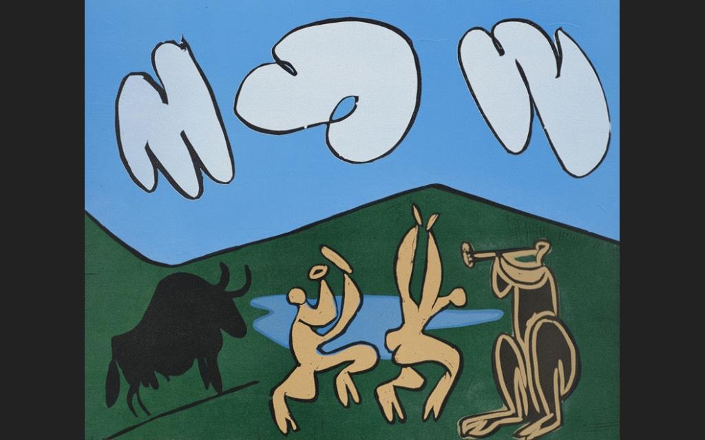 Picasso connectie tentoonstelling Kunsthalle Bremen