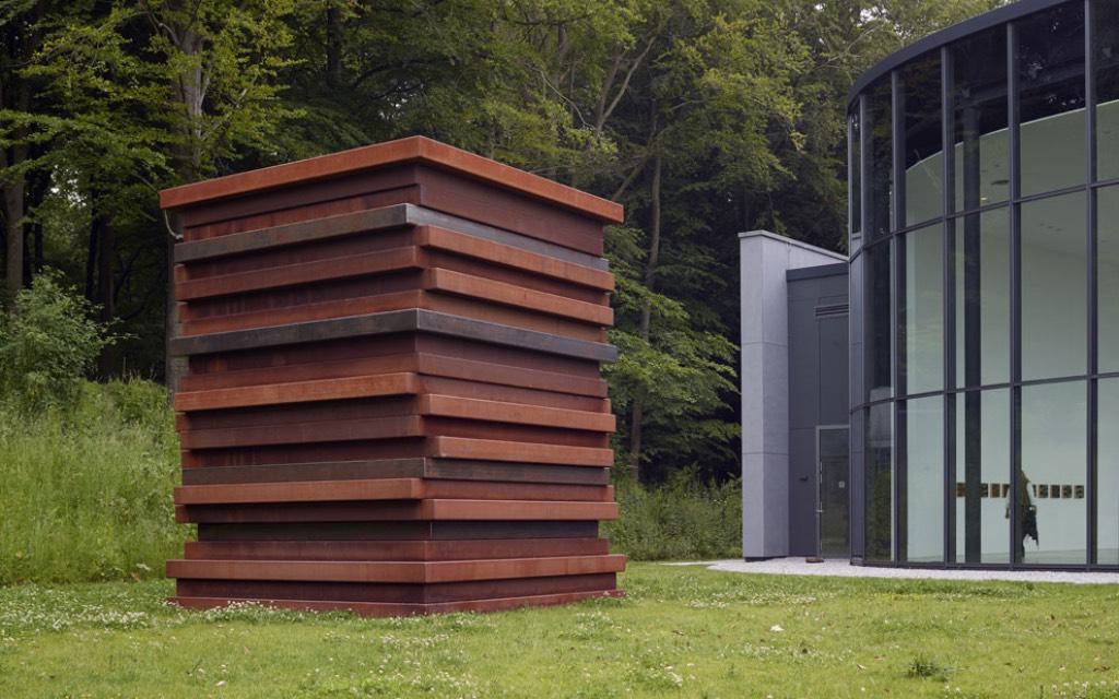Sean Scully tentoonstelling Wuppertal Skulpturenpark Waldfrieden