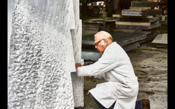 Heinz Mack - tentoonstelling Wuppertal Skulpturenpark Waldfrieden