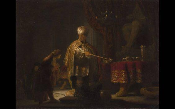 Rembrandt's Orient - oosterse invloeden in de schilderkunst van de 17de eeuw