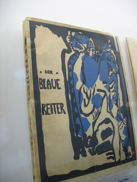 Tijdschrift Der Blaue Reiter