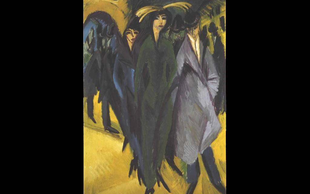Ernst Ludwig Kirchner tentoonstelling Von der Heydt-Museum Wuppertal
