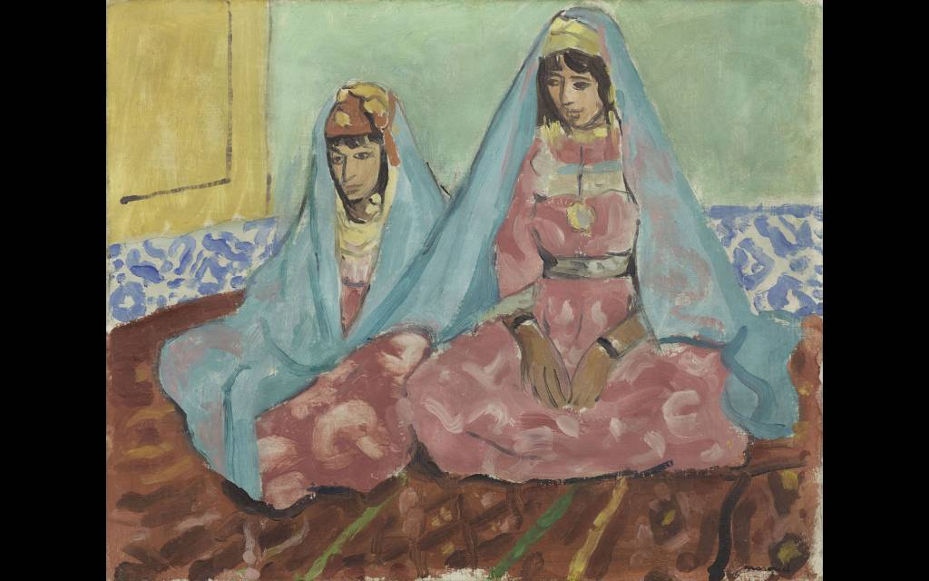 Groupe Moreau tentoonstelling Kunstmuseum Pablo Picasso